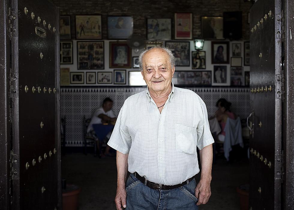 photoblog image En la Peña Juanito Villar