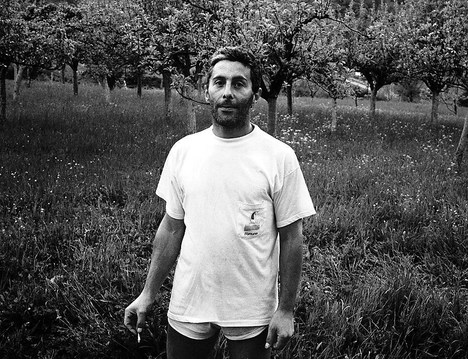 photoblog image Guti. Carande, 1992.
