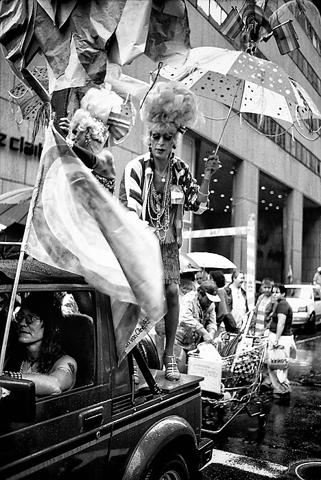 photoblog image Pride Day. NYC, 1996.